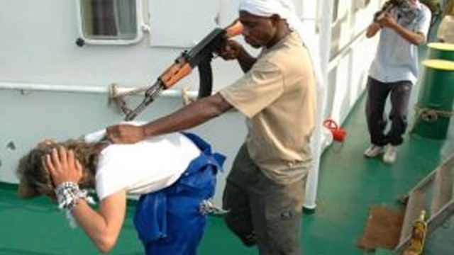 Nigerian piracy threatens UK economy