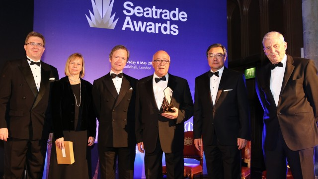 Winners honoured at 27th annual Seatrade Awards