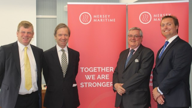 Mersey Maritime and Maritime London discuss how they can help organisations work more closely together