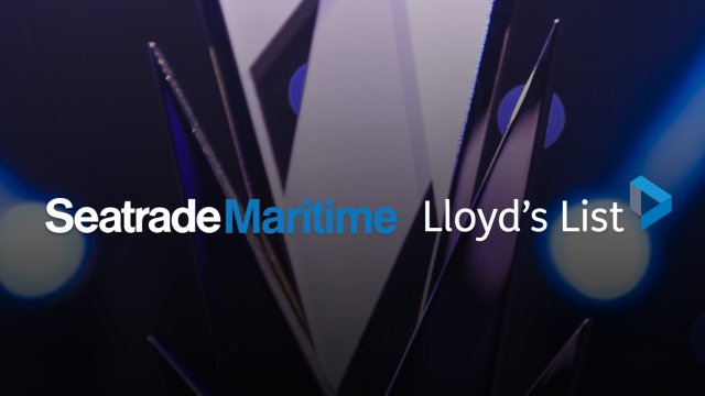 Seatrade and Lloyd's List Awards schemes to merge