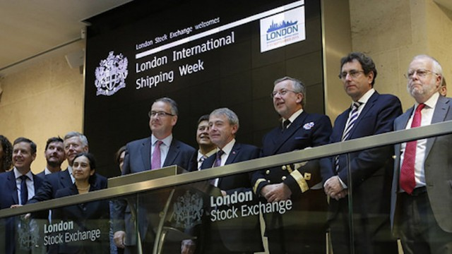 LISW propels London to the forefront of global shipping