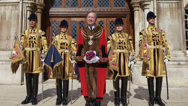 Lord Mayor's Show Celebrates 800th anniversary
