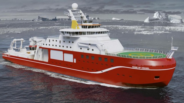UK Marine Industries Alliance welcomes polar ship decision