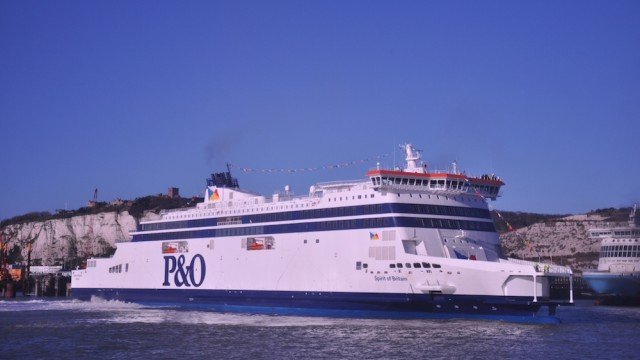 P&O Ferries reports highest ever volume of cross-Channel freight traffic in third quarter