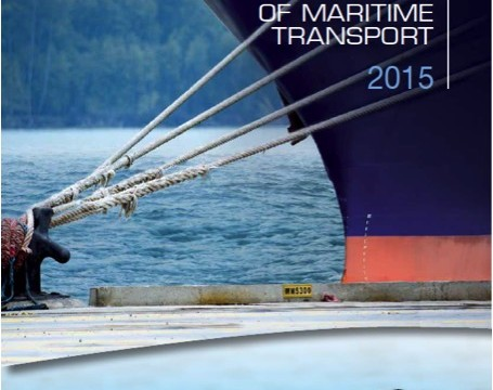 World's commercial shipping fleet grew at lowest rate in 10 years in 2014 says new UNCTAD report