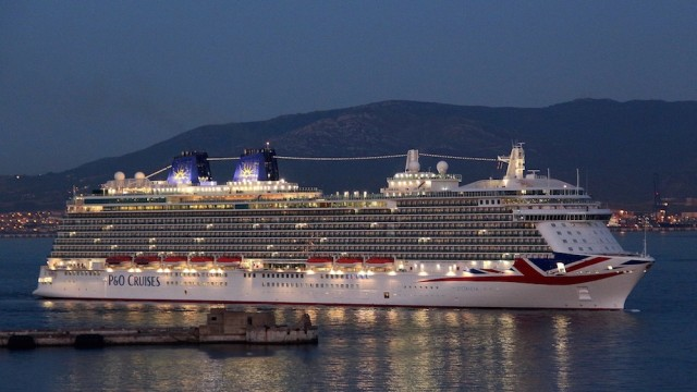 Gibraltar Port in buoyant mood