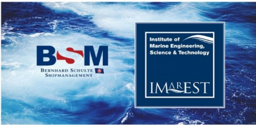 Bernhard Schulte Shipmanagement now an official Marine Partner of IMarEST