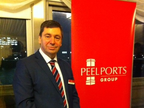 Liverpool owner Peel Ports eyes Hutchison's Thamesport
