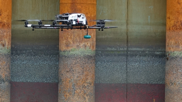 Lloyd's Register launches its guidance notes for drones and Unmanned Aircraft Systems (UAS)UAS