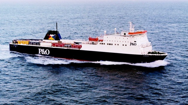 P&O Ferries' redesign at Liverpool Port will give more rest time to HGV drivers