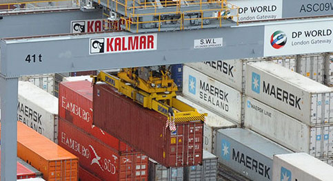 DP World reveals UK weighing solution for new legislation
