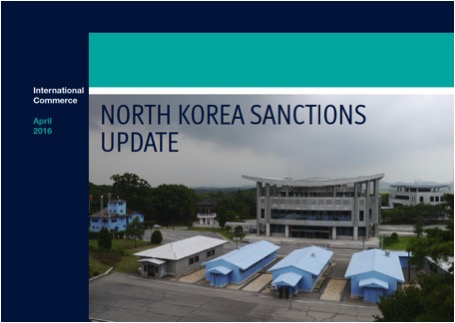 Holman Fenwick Willan issues North Korea sanctions update