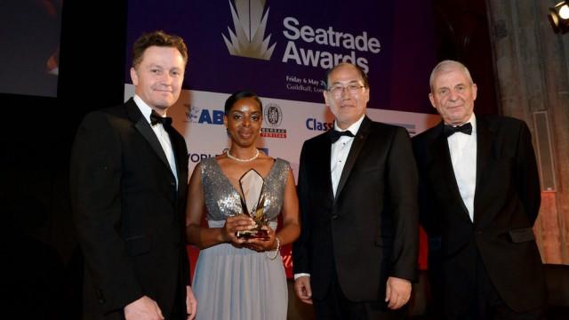 Marine Society wins prestigious award