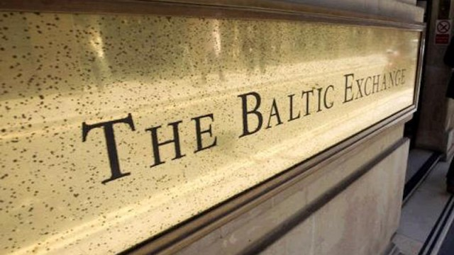 Mark Jackson named CEO of The Baltic Exchange