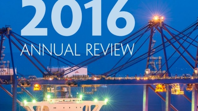 ICS publishes annual review