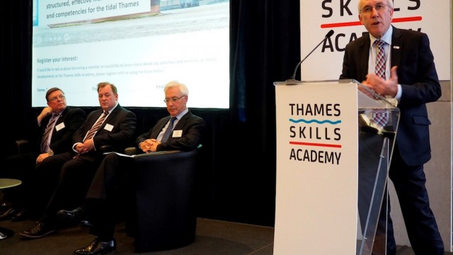 Thames Skills Academy launched