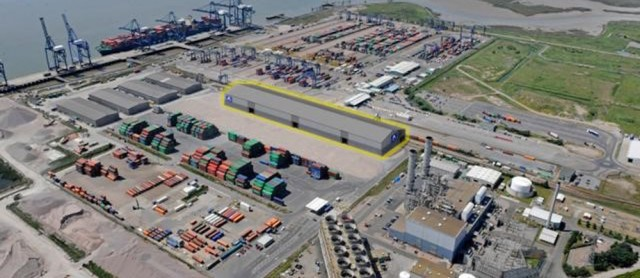 Armitt Group in advance stage negociations to build facility at London Thamesport