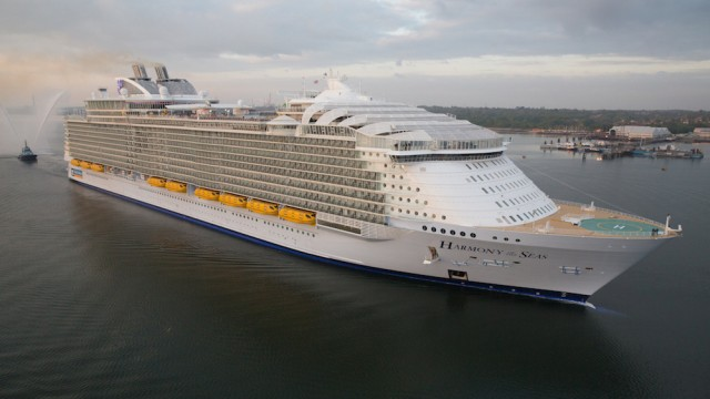 Southampton to become official home of Royal Caribbean International