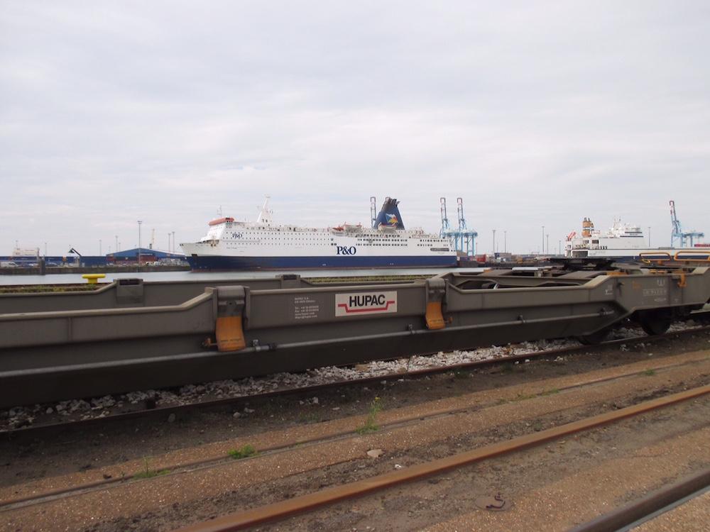 P o ferries to double fright capacity in its zeebrugge hub maritime london - Where is zeebrugge ferry port ...