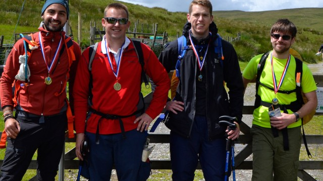 Seafarers UK to host 24 Peaks Challenge Reception