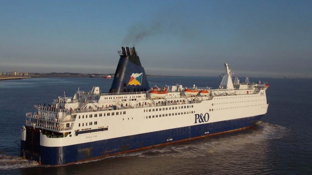 P&O Ferries to spend £8.5 million on ships upgrades