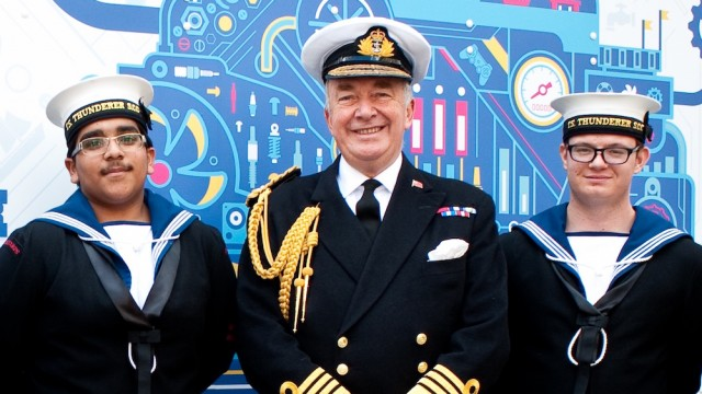 Lord West to be guest speaker at Seafarers UK Centenary Dinner