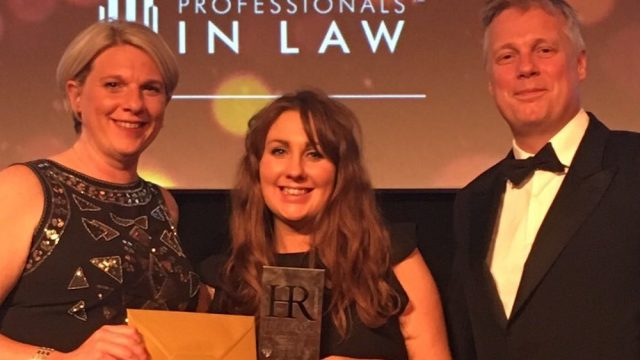 Double success for Hill Dickinson's award-winning apprentice scheme
