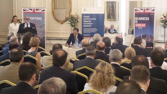Building British-Greek maritime ties