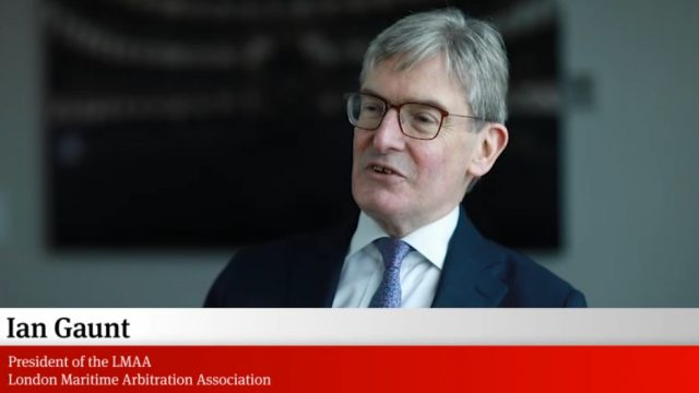 Norton Rose Fulbright interviews LMAA president