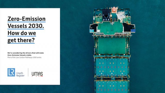 LR defining decarbonisation pathway for shipping