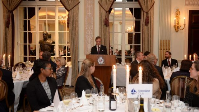 Maritime London celebrate successful annual dinner