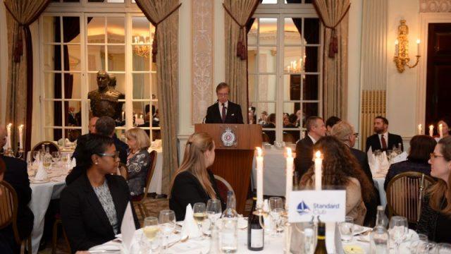 Maritime London celebrate successful annual dinner