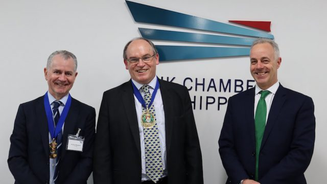 V.Group CEO Graham Westgarth elected vice-president of UK Chamber of Shipping