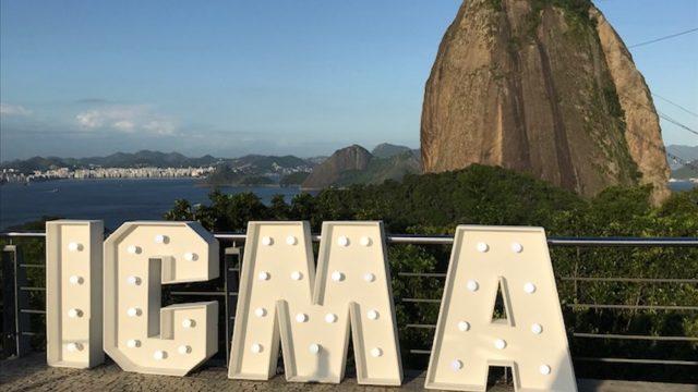 LMAA makes waves at ICMA XXI