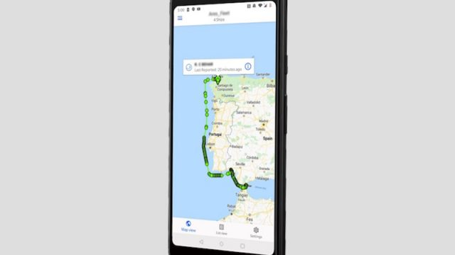 Pole Star launches PSP Tracking Mobile App for Android