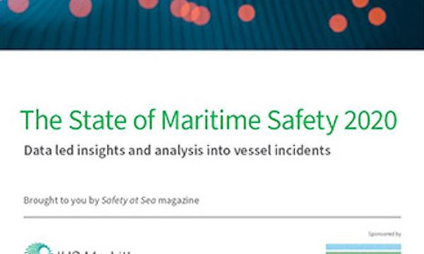 IHS Markit launches first State of Maritime Safety report
