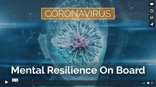 "Steamship Mutual launches ""Coronavirus – Mental Resilience On Board"" film"