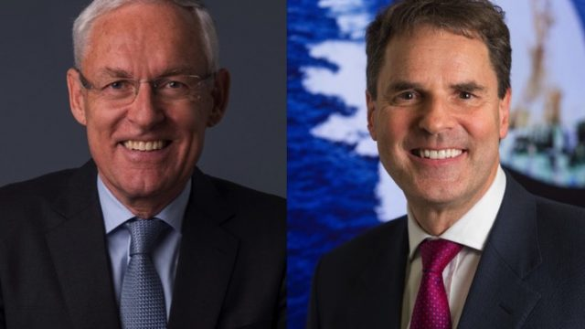 Mission to Seafarers appoints two new vice-presidents