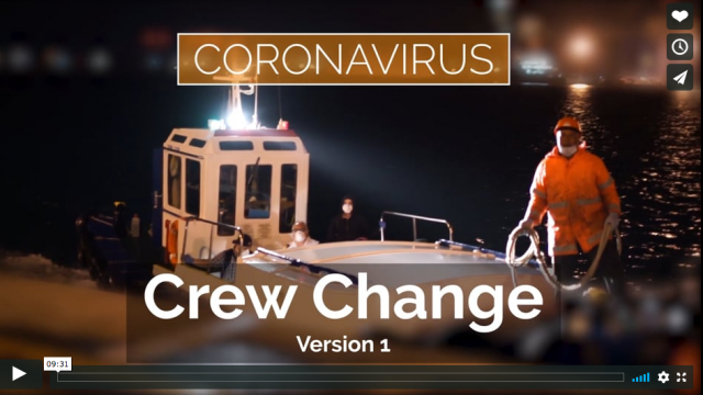 Steamship Mutual releases Making Crew Changes Safer video