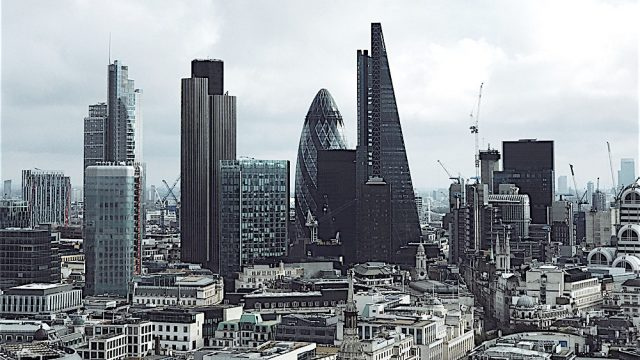 London takes first place in Smart Centres Index