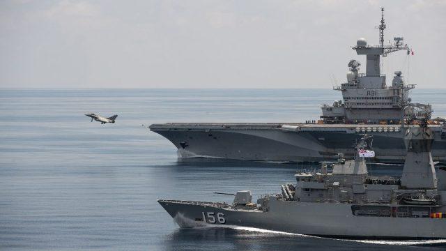 Royal Australian Navy contracts Bureau Veritas