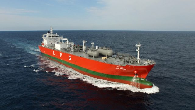 KSS Line signs with Hyundai Global Services for Smart Ship solution powered by Inmarsat and Intellian