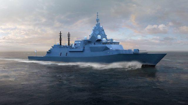 Lloyd's Register selected for Australia's Hunter Class Frigate Program