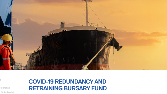 Maritime Charities launch training fund for seafarers facing redundancy due to Covid-19