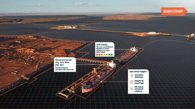 RightShip announces innovative Maritime Emissions Portal