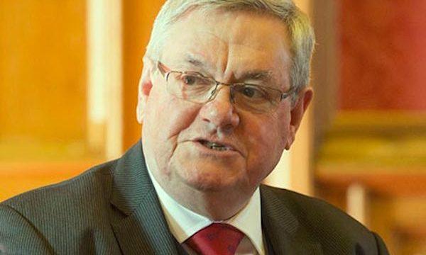 Doug Barrow awarded MBE in 2021 New Year's Honours