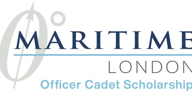 Maritime London Officer Cadet Scholarship seeks increased support