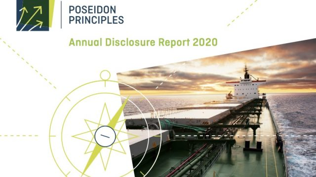 Poseidon Principles issues first annual disclosure report