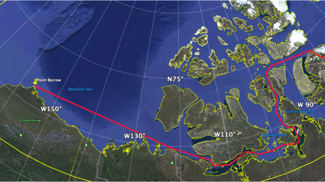 """Maritime London hosts """"Meeting the Challenges of the NorthWest Passage Expedition"""" webinar"""