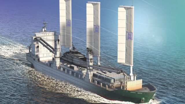 Bureau Veritas issues modern rules for wind propulsion systems
